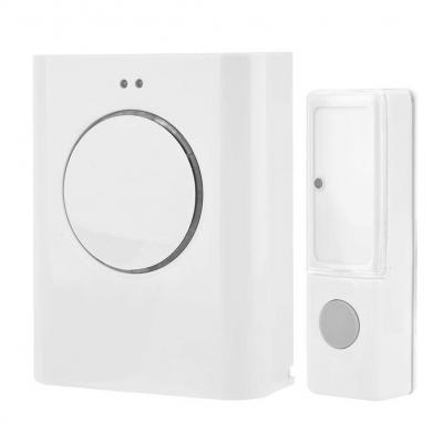 Impermeabile Wireless Doorbell Door Carillon Kit 200 M Remote Home Mp3