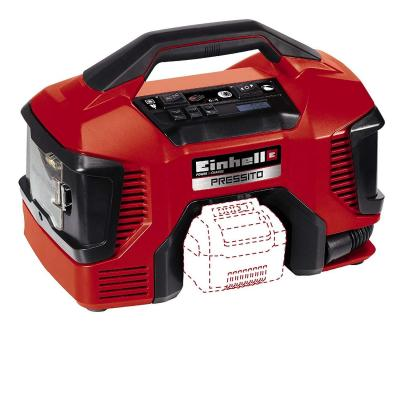 Einhell 4020460 Compressore Ibrido Power X-Change Pressito