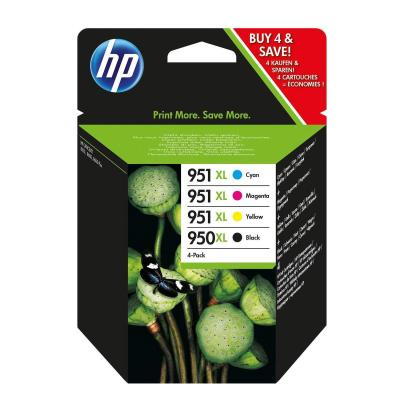HP 950XL-951XL C2P43AE Cartuccia Originale