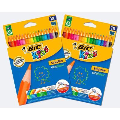 BIC Kids Evolution ECOlutions Matite